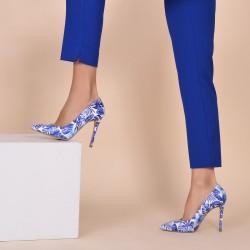 Pantofi Vivienne Blue Edition
