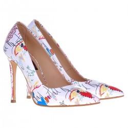 Pantofi Vivienne Love Edition